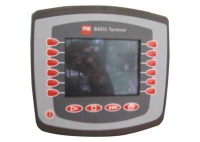 Control de siembra para SNC 6000 COMB tractor sin ISOBUS