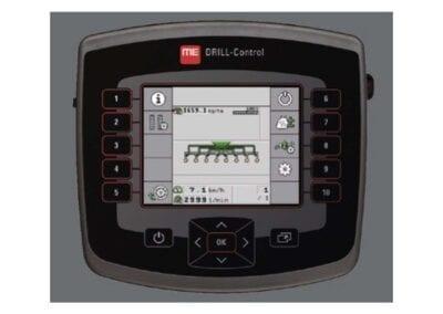 Control de siembra para SNC 6000 SEM