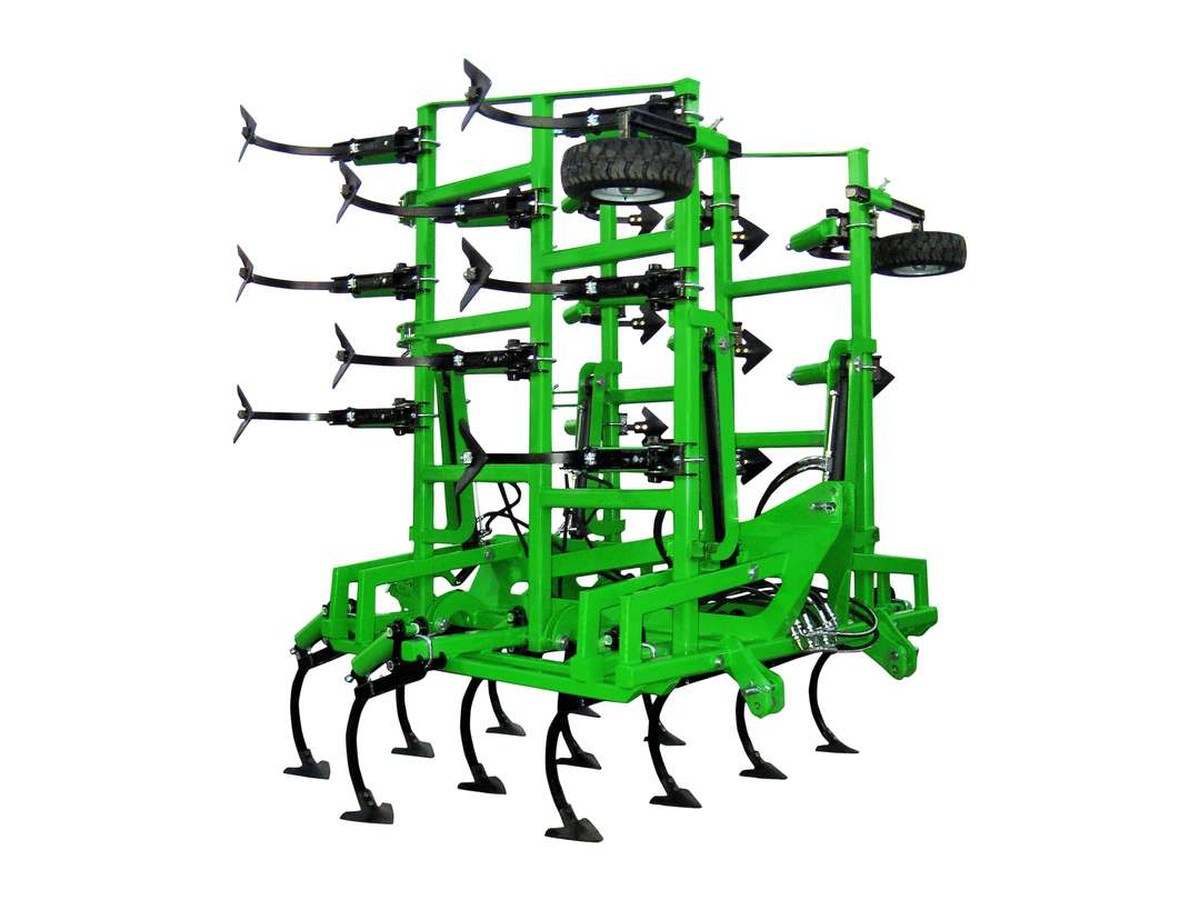 Cultichisel 3 filas CH3 y CV3 brazo 30x30 plegado vertical