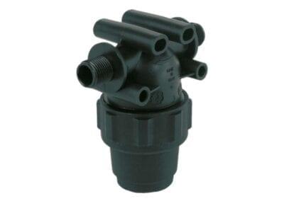 Filtro en línea G 1/2 y G 3/4 baja presión