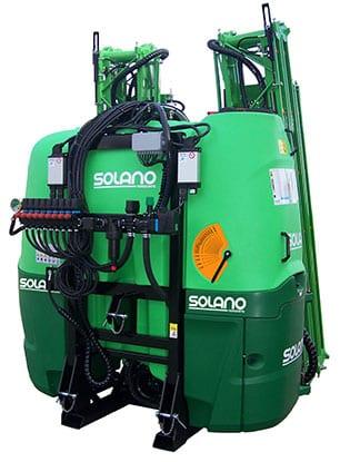 NEW ELEGANT 2000L 0mounted sprayer