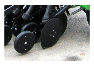 Rueda compactadora disco (solo modelo Versem TD)