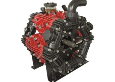 Zeta 350-400 Udor Pump