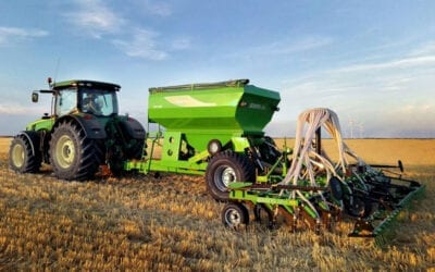 SOLANO HORIZONTE direct seeder; state-of-the-art technology for farmers